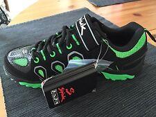 Unisex Spiuk Linze Mountain Bike Shoe Black / Green