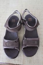 Clarks Leder Sandalen braun Gr. 40 bis Gr. 40,5, UK 7