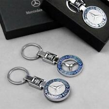 Auto Logo Schlüsselanhänger Mercedes Benz Zubehör Schlüsselring 2Pack 3D  DE
