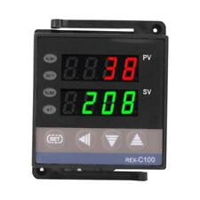 Universal Digital PID Temperature Controller Thermostat REX-C100 Thermocouple