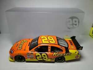 2008 Kevin Harvick #29 Reese's COT RCR Chevy RCCA Elite 1:24 NASCAR Action MIB