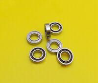 MR84 Metal Open Ball Bearing SMR84K 4 x 8 x 2mm Select grade [159A]
