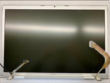 """ LCD COMPLETO Di  Coperchio MACBOOK PRO 17"""" A1261 2008 2009"""