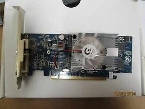 NEW IBM Lenovo ATi Radeon X1300 256Mb PCIE Video Card 46R6476 W/BRACKETS 42Y8162