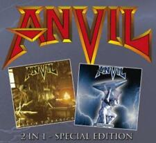 Anvil-Back to Basics/still going strong (re-release) - CD NEUF