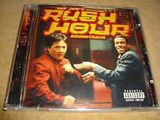 RUSH HOUR Soundtrack DRU HILL REDMAN JAY-Z WU-TANG CLAN JA RULE TOO SHORT DAZ