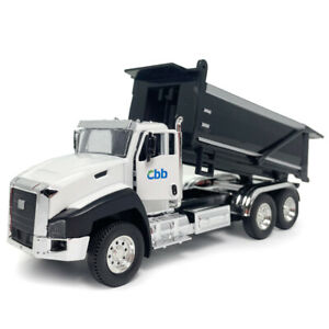 1:50 Scale Dump Tipper Truck Diecast Model Construction Engineering Vehicle Toy