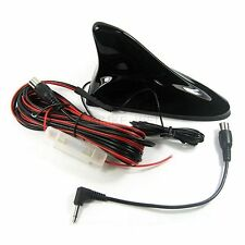 Black Shark Car TV Antenna Amplifier + Booster