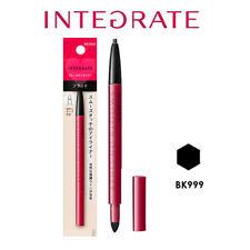 [SHISEIDO INTEGRATE] Smooth On Liner Pencil Eyeliner BK999 BLACK NEW