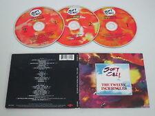 Soft Cell/The Twelve inch singles (Mercury 314 538 853 -2) 3xcd album digipak