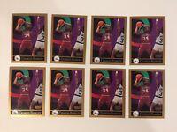 1990-91 SKYBOX #211 CHARLES BARKLEY PHILADELPHIA 76ERS LOT OF 8