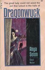 Dragonwyck by Anya Seton 1966, Paperback Pocket Cardinal Edition 6th Printing