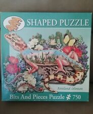 Shaped Lizard Puzzle - 750 Pieces