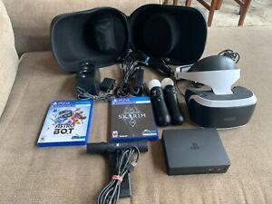 PlayStation 4 VR Skyrim Bundle, PS4 VR