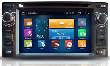 Autoradio Naviceiver Moniceiver Android 4.1 A9 GPS Navi BT SD Subaru Forester