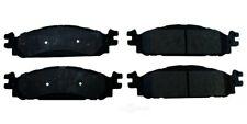 Disc Brake Pad Set-Ceramic Pads Front Tru Star CBP1508