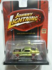 SHELBY GT 500 1968 JOHNNY LIGHTNING 1:64 (limited edition of 2500)