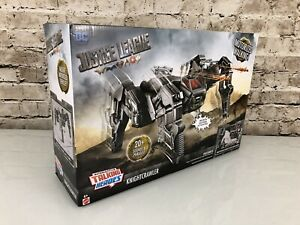 NEW Dc Justice League Talking Heros Knight Crawler Vehicle  Interactive FGG54