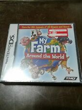 My Farm Around the World (Nintendo DS, 2009) DS Factory Sealed New