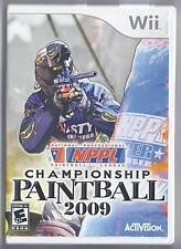 NPPL: Championship Paintball 2009 (Wii, 2008)