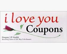 I Love You Coupons (Coupon Collections)