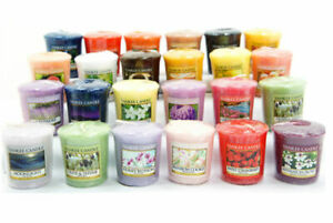 Yankee Candle Mix Bundle 5 x Votive Samplers - FAST & FREE POST