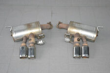 Maserati 4200 Gransport End Silencer Exhaust Muffler Exhaust Silencer New