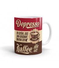 """Sticky Jam 1x Kaffeebecher """"horror Montag"""" Kaffeetasse Tasse Becher Porzellan"""