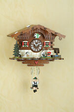 Schaukeluhr Swinging Doll clock cuculo FORESTA NERA MADE IN GERMANY 2008sq