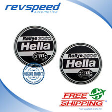 Hella Rallye 3000 Stone Shield Guard Protector Set of Two 8XS 142 700-001