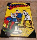 SUPERMAN 52-Page Magazine (DC Comic Wall Print Plaque 13