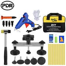 Car Auto Body Dent Repair Puller Tools DIY Dent Removal Kit+Glue Gun+Glue Stick