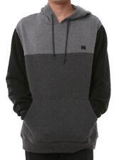 Tag Billabong Mens XL Trilogy Pop Hoodie Hooded Fleece Jumper Pullover Navy