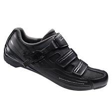 Shimano RP3 Wide Men's Recreational Road Performance Bike Shoes Black - Size 43