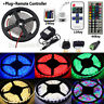 SMD-3528 5M-20M 300-1200 LED Flexible Strip Light +Power Supply Remote Kits New