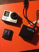 GOPRO HERO 4 SILVER - IN MINT CONDITION