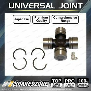 1 x Front Japanese Universal Joint for Mazda E Series E4100 T4000 1969-2000