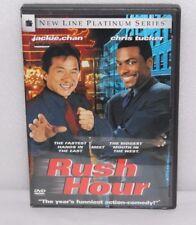 Rush Hour New Line Platinum Series Dvd