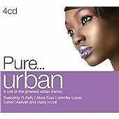 Pure...Urban - various artists (2013) cd new free uk postage