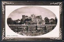 ROTARY REAL PHOTOGRAPHIC EMBOSSED POSTCARD RIPON CATHEDRAL 1909 WALTHAMSTOW