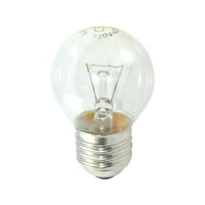 Oven Lamp Bulb 240V ES 40W E27 Clear Large Fitting 300°