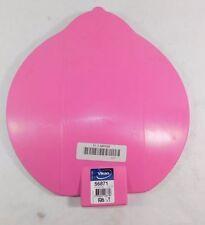 "Vikan Pink Polypropylene Pail Lid 12-1/4"" Diameter x 14-1/2"" Length 56871"