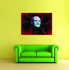 Pinhead Hellraiser Giant Wall Poster Art Print