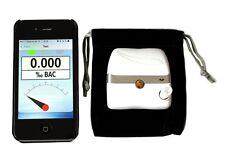 Digitaler Atem Alkoholtester Alkomat Promilletester bis 5 Promille Bluetooth App