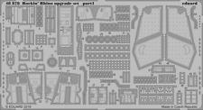 "Eduard PE 48878 1/48 ROCKIN ""RHINO McDonnell F-4J Phantom II; gruppo di aggiornamento"