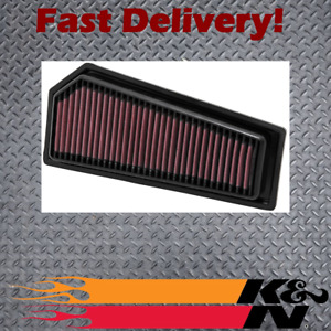 K&N 33-2965 Air Filter suits Mercedes-Benz C250 (W204) M271.860