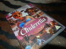 CINDERELLA WEST DVD MOVIE FILM XMAS PRESENTS GIFTS CHRISTMAS UNWANTED KIDS NR
