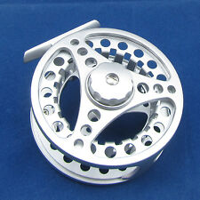 Aluminum Fly Fishing Reel 7/8 Adjustable Drag River Trout Fishing