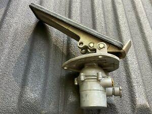 WILLIAMS AIR CONTROLS, 113072 / WM453-A  PNEUMATIC THROTTLE PEDAL