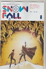 IMAGE COMICS SNOW FALL #3 APRIL 2016 1ST PRINT NM